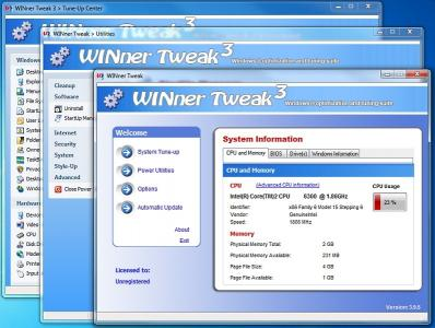 Download WINner Tweak 3