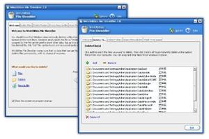 Download WinUtilities File Shredder