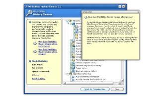 Download WinUtilities History Cleaner