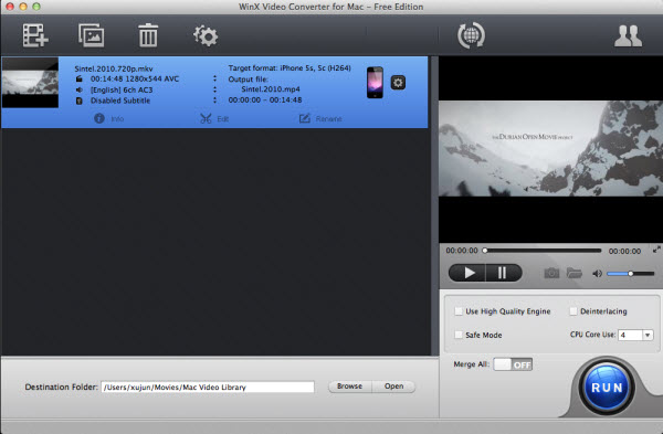 Free Download Converter Video For Mac