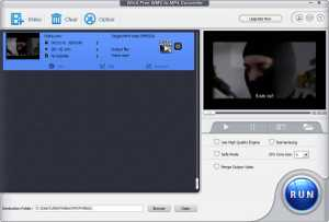 WinX Free WMV to MP4 Converter