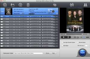 WinX Rip DVD to Music for Mac