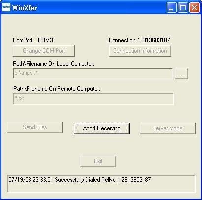 Download WinXfer