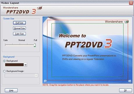 Download Wondershare PPT2DVD tunny