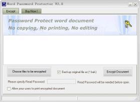 Download Word Password Protector