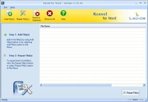 Download Word Repair Software