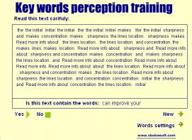 Download Words Perception