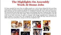 Download Work At Home Assembly