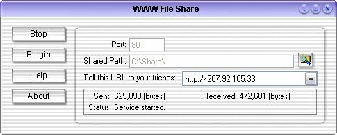Download WWW File Share