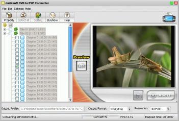 Download X-Soft DVD to PSP Converter