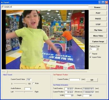 Download X360 Video Player Lite ActiveX OCX