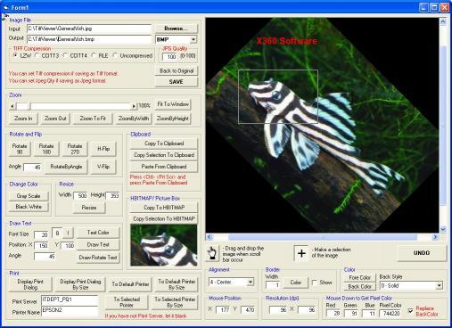 Download x360soft - Image Viewer ActiveX OCX