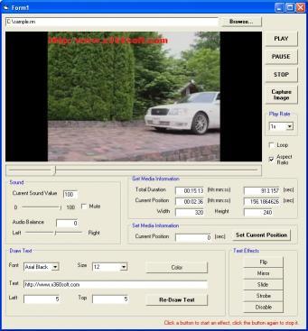 Download x360soft - Video Player ActiveX SDK