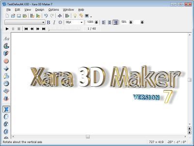 Download Xara 3D Maker