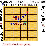 Download xGomoku for PALM