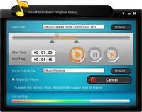 Download Xilisoft Blackberry Ringtone Maker