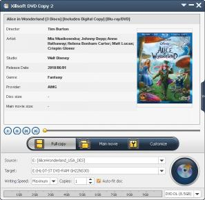 Download Xilisoft DVD Copy