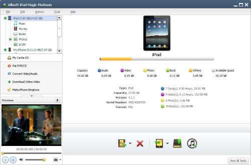 Xilisoft iPad Magic(UK)