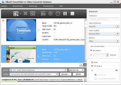 Xilisoft PPT Video Converter Business