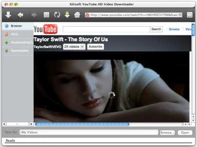 Download Xilisoft YouTube HD Video Downloader for Mac