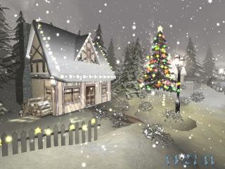 Download Xmas Time 3D Screensaver