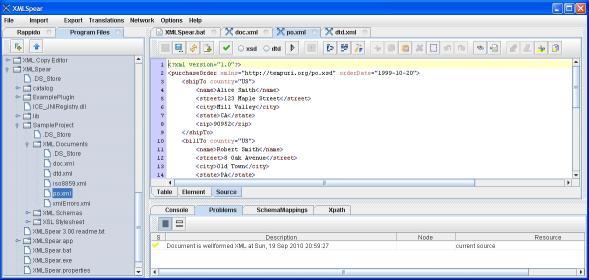 Download XMLSpear
