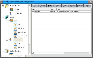 Download XP Startup Cleaner