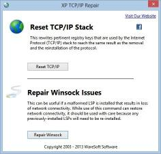 Download XP TCP/IP Repair