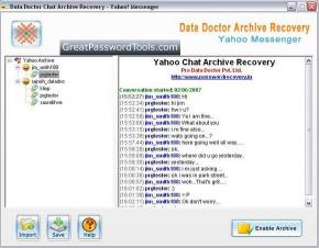 Download Yahoo Chat Archive Decoder