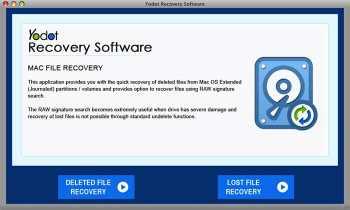 Yodot Mac File Recovery