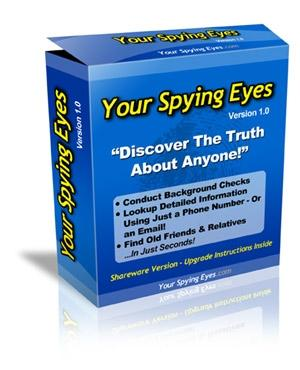 Download Your Spying Eyes - People Finder