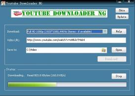 Download YouTube Downloader NG