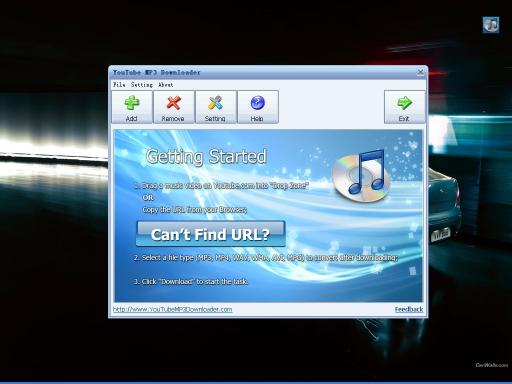 Download YouTube MP3 Downloader