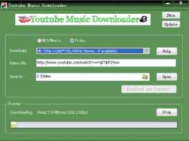 Download YouTube Music Converter