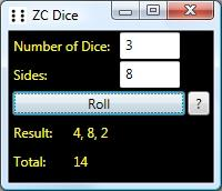 Download ZC Dice