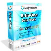 Download Zen Cart 5-in-One Product Feeds
