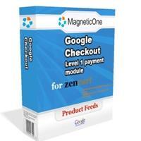 Download Zen Cart Google Checkout Level 1
