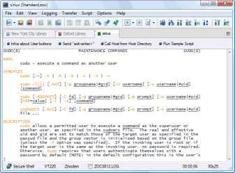 Download ZOC Terminal (SSH,Telnet,Serial Client)