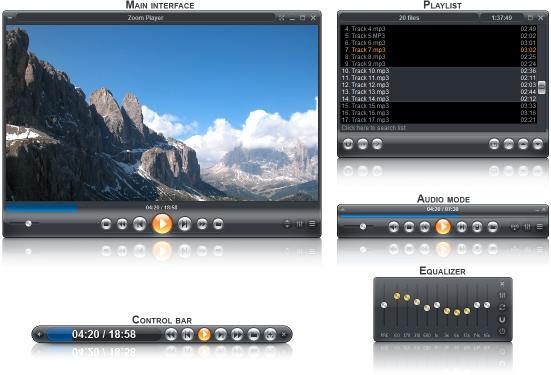 Download Zoom Player Home Premium
