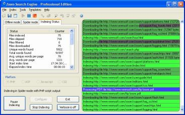 Download Zoom Search Engine Professional Edition