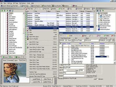 Download Zortam ID3 Tag Editor