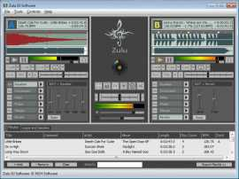 Zulu Free Virtual DJ Mixer