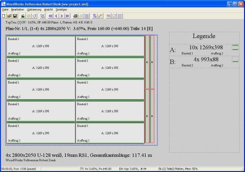 Download Zuschnittoptimierung WoodWorks (Windows)