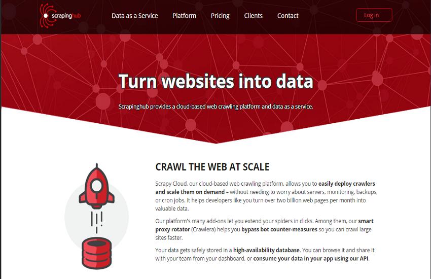 10 Best Web Scrapers - standaloneinstaller com