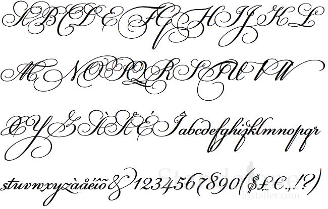 Champion script pro font free download