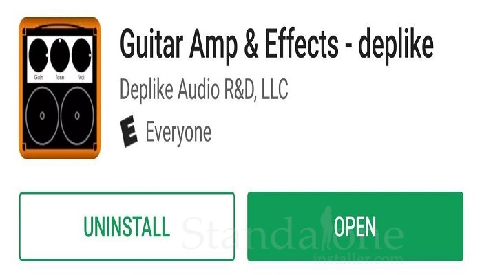 Guitar Amp and Effects deplike