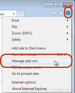 Manage-Add-ons