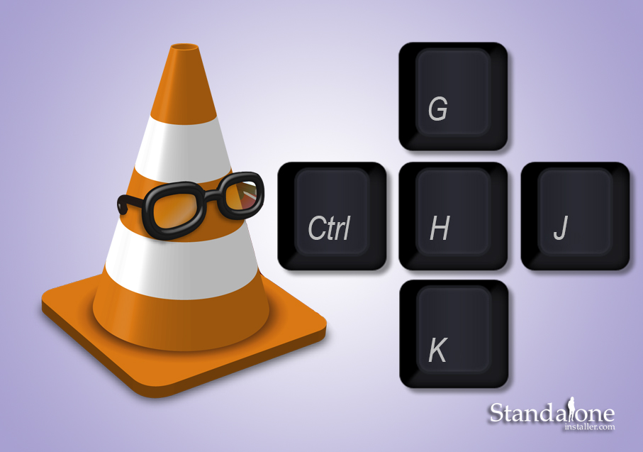 VLC Keyboard Shortcuts (Hotkeys)