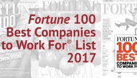 Google once again named world's best company to work for in Fortune 100 ranking