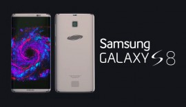 Galaxy S8 leaks